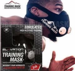 【Sサイズ】トレーニングマスク2.0 training mask 4段階調節 スタミナ 呼吸強化 高地/低酸素/マラソン/筋トレ/体力強化