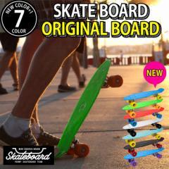 スケートボード ペニータイプ ミニクルーザー スケボー 全7色 PENNY TYPE 高品質 ABEC9 ベアリング