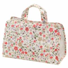 温泉バッグ 色々小花 スパバッグ spa bag