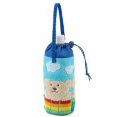 保冷ペットボトルホルダ  レインボーベア デイズ3 ペットボトルケース 今治タオル