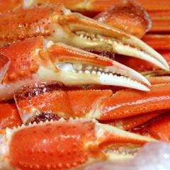 送料無料 ズワイガニ 人気 調理済 1kg ずわいがに 蟹 カニポーション かにすき 焼きガニ かに鍋 ギフト