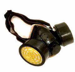 ガスマスク サバゲー コスプレ アイテム 本物そっくり ツインレギュレーター ミリタリー