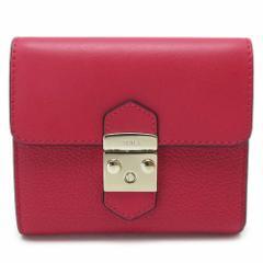 eeb5f5432829 フルラ 折財布 レディース FURLA メトロポリス レザー 赤 レッド ルビー 964010/PU28 CO2 RUB