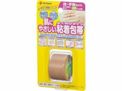 ニチバン/肌にやさしい粘着包帯 よくのびタイプ 25mm×3m