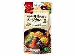 モランボン/ごろごろ野菜で作るスープカレー用スープ
