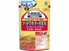 小林製薬/ナットウキナーゼEX 60粒 約30日分