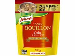 味の素/クノール ブイヨンキューブ 200g