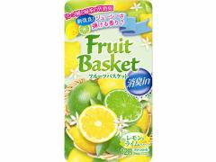 丸富製紙/フルーツバスケット消臭in 12Rダブル レモン&ライム/631265