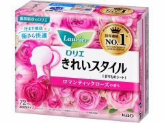 KAO/ロリエ きれいスタイル ロマンティックローズの香り 72個