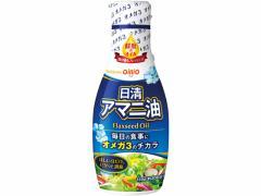 日清オイリオ/日清アマニ油 145g