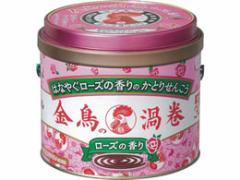 金鳥/金鳥の渦巻 ローズの香り 30巻