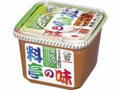 マルコメ/料亭の味 減塩(だし入り) 750g