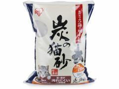 アイリスオーヤマ/炭の猫砂 7L/SNS-70