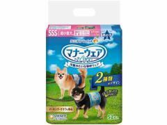 ユニチャーム/マナーウェア 男の子用 超小型犬用 52枚