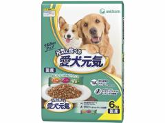 ユニチャーム/愛犬元気 ささみビーフ緑黄色野菜 6.0kg