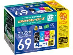 エコリカ/エプソン用リサイクルインクカートリッジIC4CL69