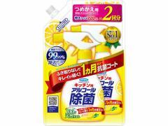 フマキラー/フマキラーキッチン用アルコール除菌 つめかえ用 720ml