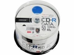 HIDISC/TYシリーズCD-Rデータ用 700MB 48倍速 50枚
