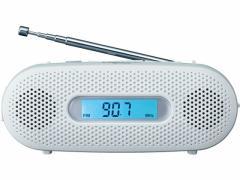パナソニック/FM-AM 2バンドレシーバー ホワイト/RF-TJ20-W
