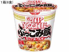 日清食品/カップヌードル ぶっこみ飯 90g×6食