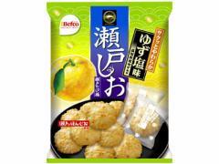 栗山米菓/瀬戸の汐揚 ゆず塩味 88g