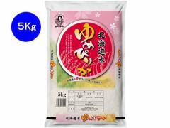 おくさま印/北海道産 ゆめぴりか 5kg