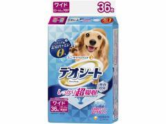 ユニ・チャーム/デオシートしっかり超吸収無香消臭 ワイド36枚