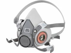 3M/防毒マスク 半面形面体 ミディアム 面体のみ/6000M