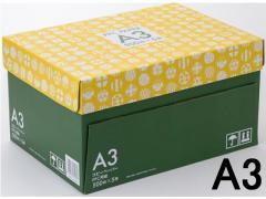 Forestway/コピー用紙 ノルディック A3 500枚×5冊