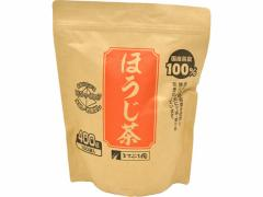 ますぶち園/オキロン三角ティーバッグ ほうじ茶 100P/5026