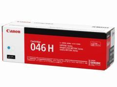 CANON/トナーカートリッジ046H シアン CRG-046HCYN/1253C003