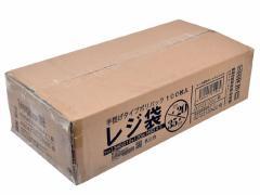 紺屋商事/規格レジ袋(乳白) 20号 100枚×20パック