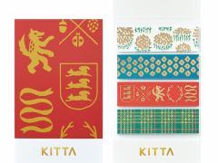 キングジム/KITTA ブリティッシュ 40片/KITH002