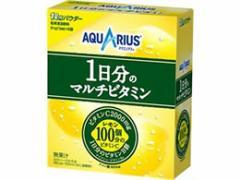 コカ・コーラ/アクエリアス1日分のマルチビタミンパウダー 1L用 5袋入