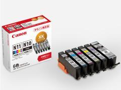 CANON/インクタンク XKI-N11XL+N10XL/6MP マルチパック大容量