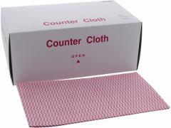 KCC/カウンタークロス(厚手)35×60ピンク