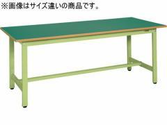 サカエ/軽量作業台KSタイプ W1500×D750×H740/KS-157F