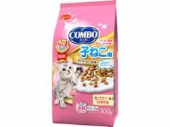 日本ペットフード/コンボ キャット 子ねこ用 ミルクチップ添え 300g