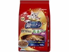 ユニ・チャームペットケア/銀のスプーン 贅沢うまみ仕立 毛玉ケア900g