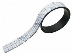 ソニック/マグネット粘着テープ 20mm幅厚型カッティングライン付