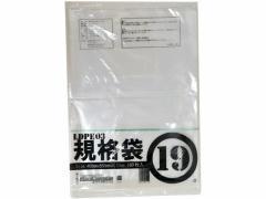 紺屋商事/LD03 規格袋 19号 100枚入/00722019