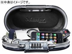 マスターロック・セントリー日本/ポータブルパーソナルセーフ ブラック/5900JAD
