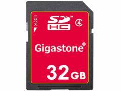 Gigastone/SDHCカード 32GB class4/GJS4/32G