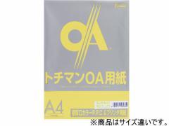 SAKAEテクニカルペーパー/極厚口カラーPPC A3 レモンイエロー 50枚