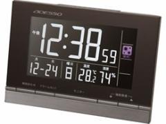 アデッソ/お部屋快適電波クロック/DA-22