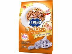 日本ペットフード/コンボ キャット カツオ味・鮭チップ・カツオブシ添700g