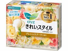 KAO/ロリエ きれいスタイル プレシャスブーケの香り 72個
