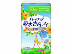 ユニ・チャーム/チャ-ムナップ吸水さらフィ 長時間快適用 16枚