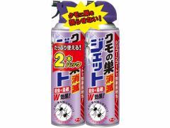 アース製薬/クモの巣消滅ジェット 450mL 2本パック