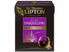 キーコーヒー/サー・トーマス リプトン ダージリンティーバッグ 12袋